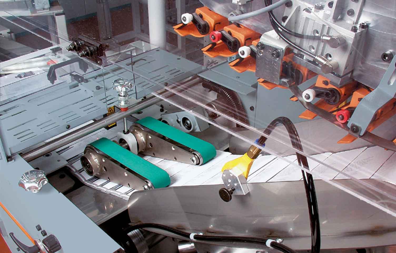 Gaemmerler TF 660 Aufnahmestation Grafische-Industrie