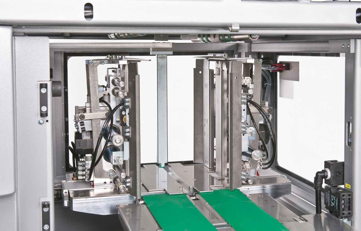 KL 540 Liftpackkreuzleger elektrische Drehkorbverstellung Gaemmerler