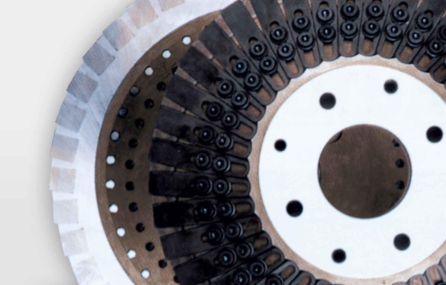 RS 134 Allround Schneidemaschine Segmentmesser Gaemmerler