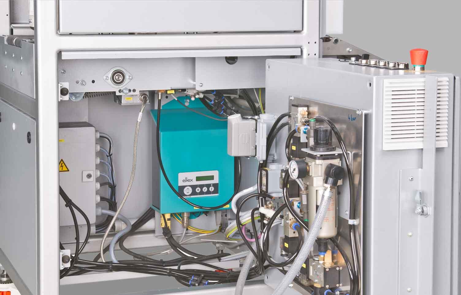 VM 500 Verblockungsmodul Detail Gaemmerler