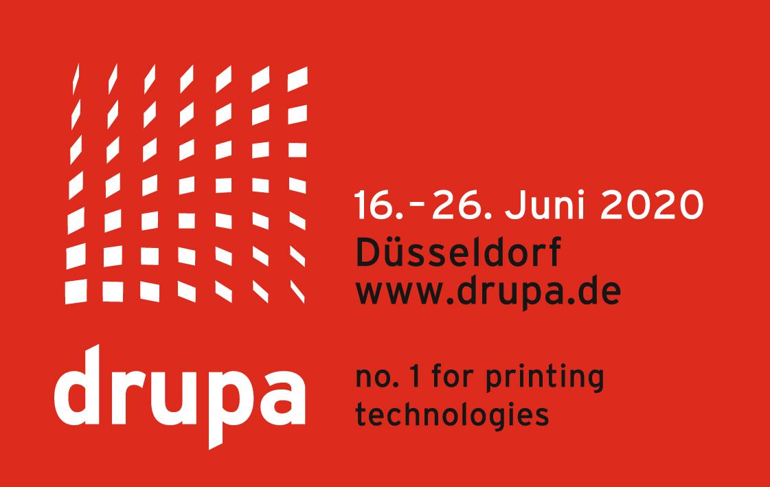 Drupa Logo 2019 Gämmerler PostPress