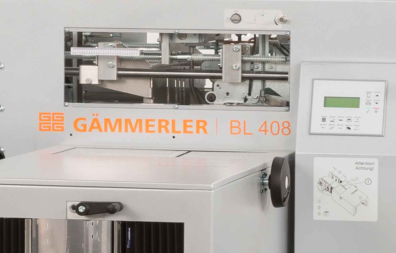 BL408 Buchbinderei-Kreuzleger Gaemmerler